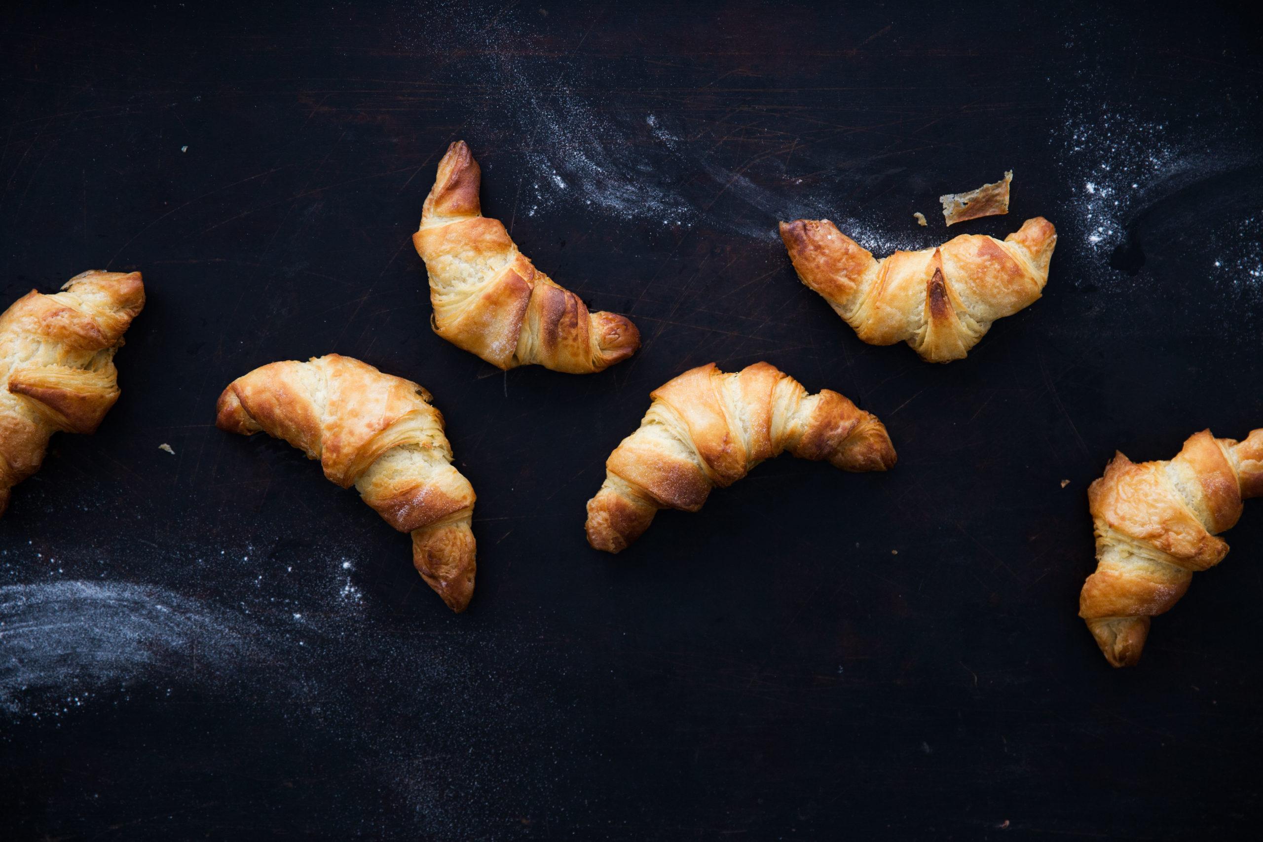 Rezept Croissants selber machen