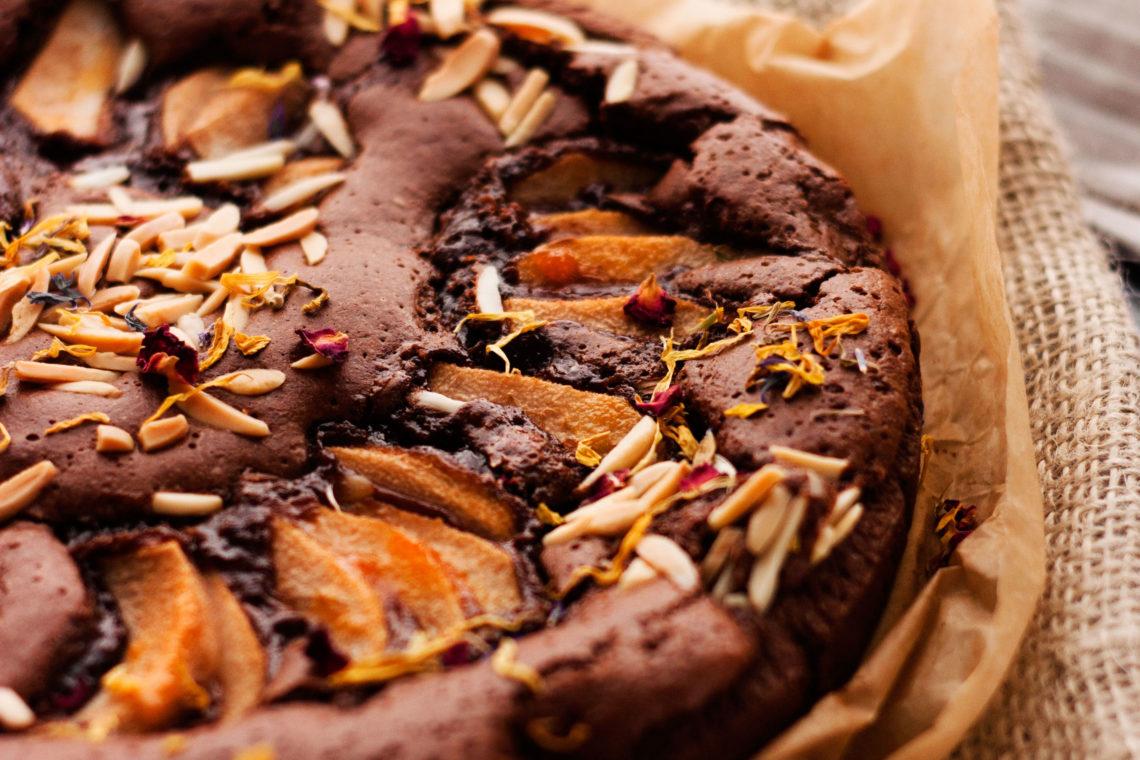 Bestes Rezept Schoko-Birne-Kuchen