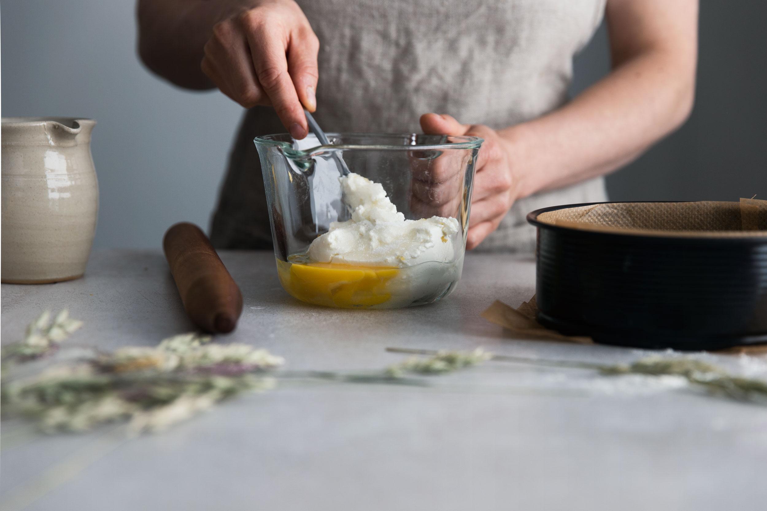 Dresdner Eierschecke zubereiten