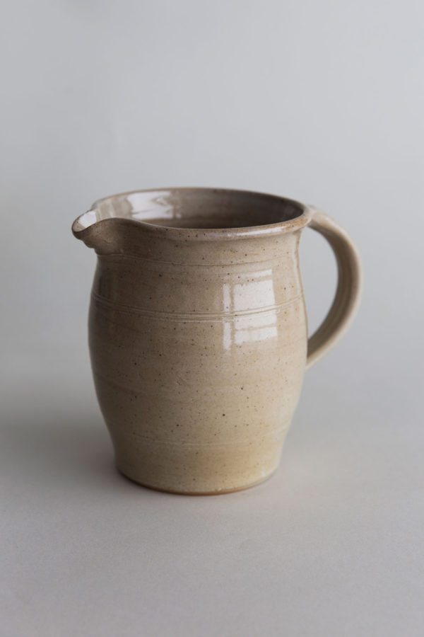 Keramikkrug handgemacht, Töpferware