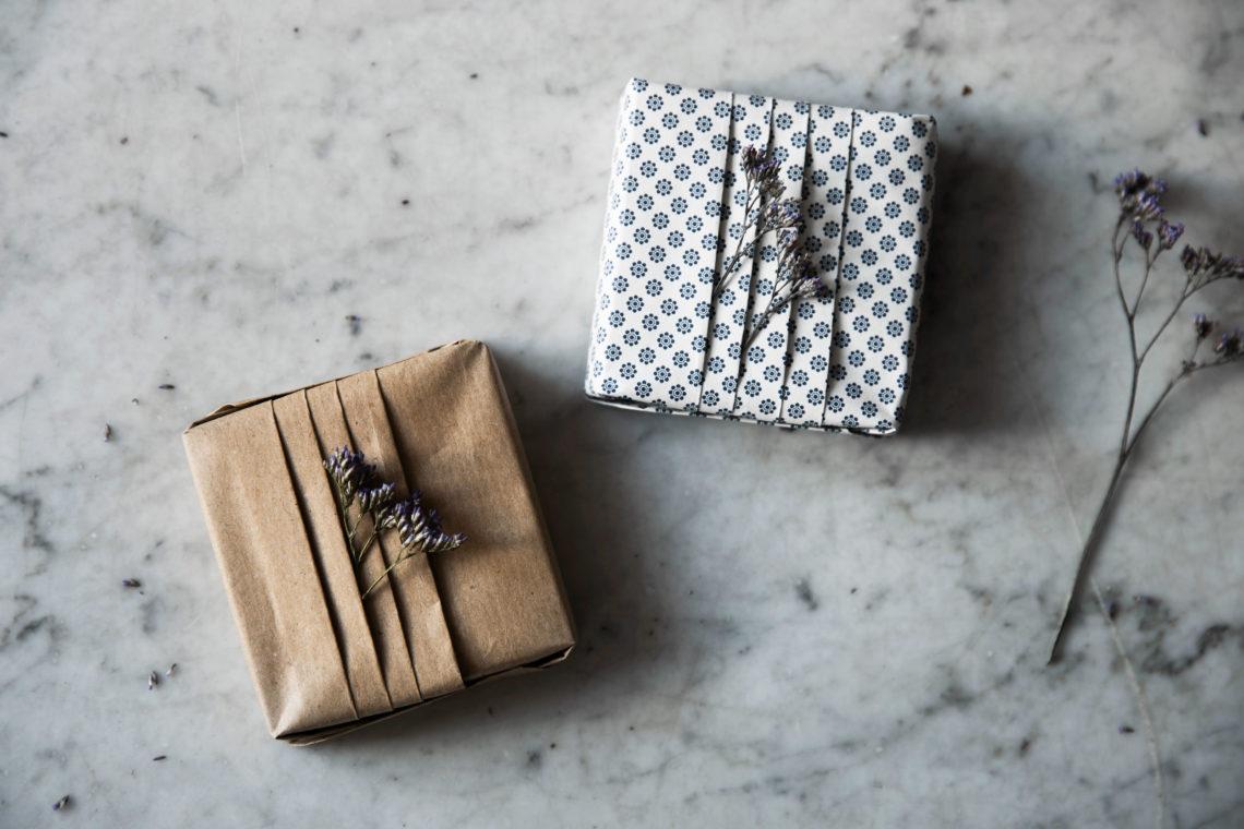 Anleitung Geschenk originell verpacken